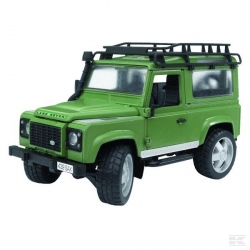 Bruder U02590 Land Rover Defender Station W.
