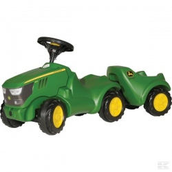 RollyMinitrac JD + trailer